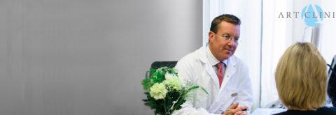 Konsultationer med plastikkirurg från väletablerade Art Clinic